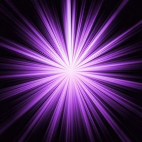 Violet Ray or Violet Flame, the wonderful Aquarius Energy