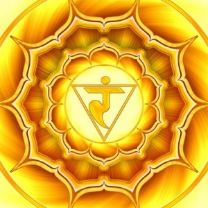 Chakra 3, the Solar Plexus, place yourself in this world