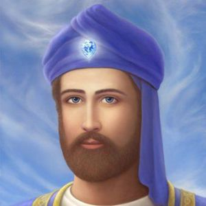 Light Master El Morya, giving you the courage to following the Divine Will