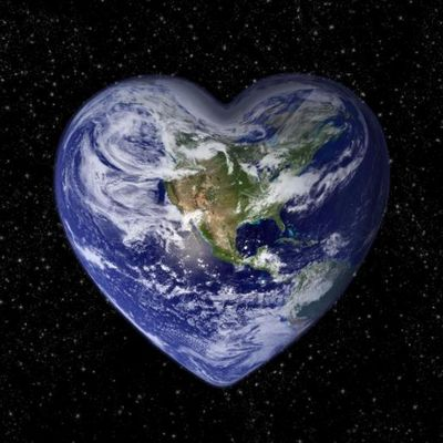 Love for Mother Earth, give Gaia the love she deserves